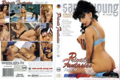 Sarah Young Private Fantasies 9 cover