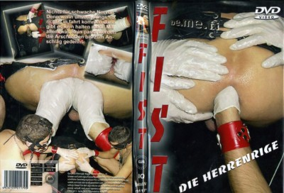 Fist - Die Herrenrige cover