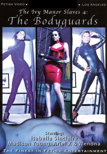 The Ivy Manor Slaves 4 - The Bodyguards DVD