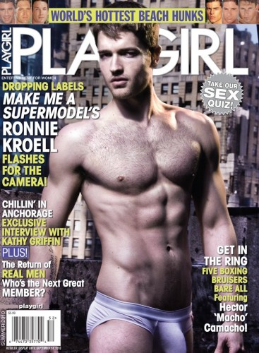 PlayGirl Magazine Archive