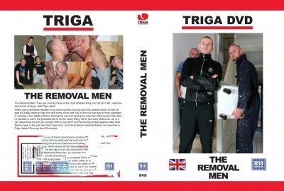 The Removal Men cover
