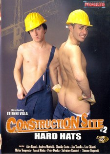 [Phallus] Construction site vol2 Scene #2 cover