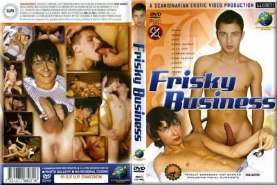 Frisky Business cover