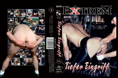 Extrem: Tiefer Eingriff (2008) DVDRip cover