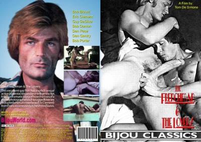 The Frenchman & The Lovers (1979) - Alan Douvin, Bob Blount, Bob Damon