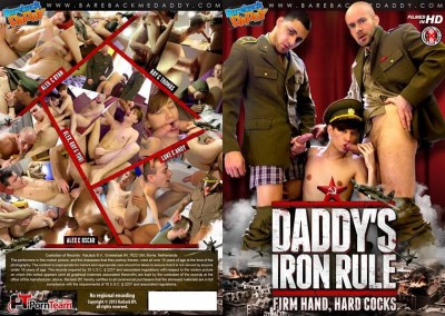 Daddy's Iron Rule Firm Hand Hard Cocks (HD) - Alex Hell, Andy Fisher, Thomas Fiaty