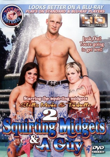 2 Squirting Midgets And A Guy cover