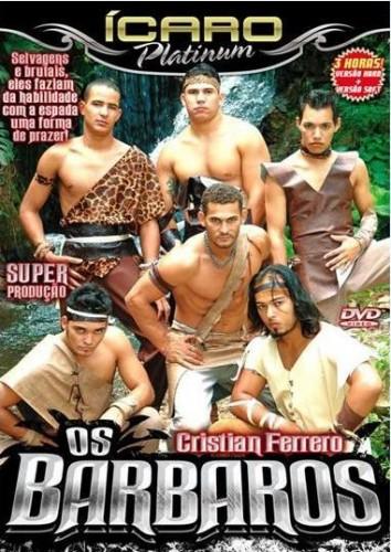 The Barbarians aka Brazilian Fucking Rudeboys cover