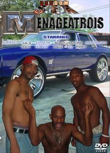[Random Sex] Menageatrois Scene #4 cover