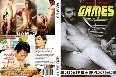 Games cover