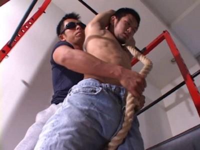 Muscular & Handsome Young Men