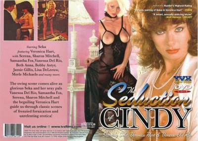 The Seduction of Cindy cover