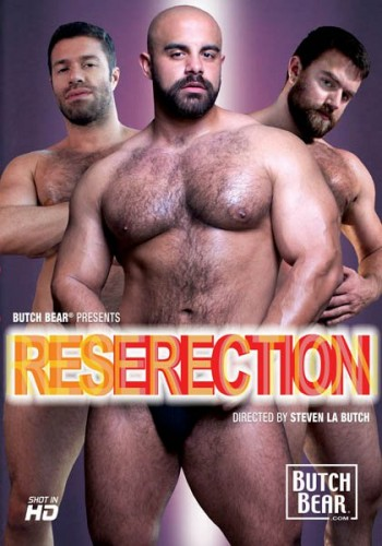 ResErection (Steven La Butch, Butch Bear) cover
