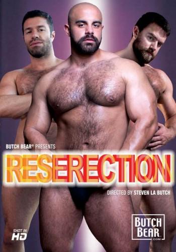 ResErection (Steven La Butch, Butch Bear) cover