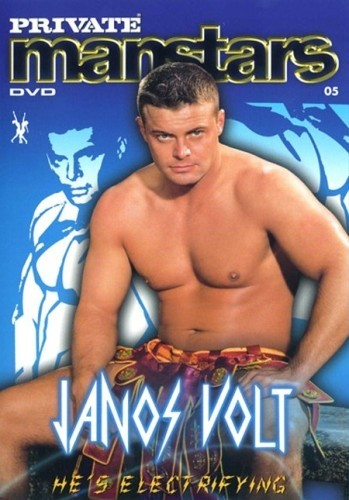 Janos Volt - He's Electrifying cover