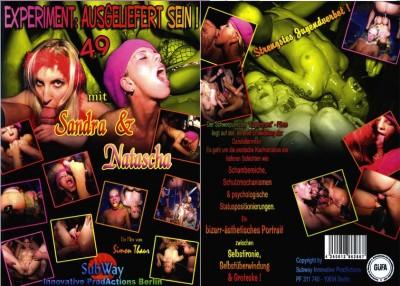 Experiment Ausgeliefert Sein  49 cover