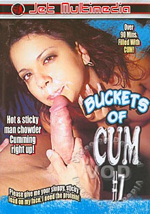 Buckets of cum vol7 cover