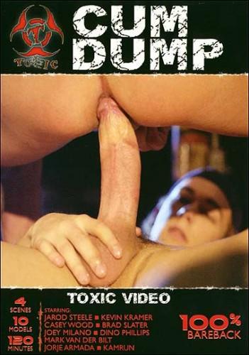Cum Dump (Sam Dixon, Dino Phillips, Toxxxic Films) cover