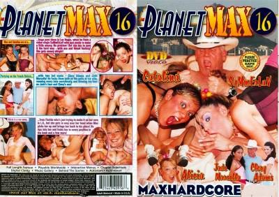 Planet Max # 16 - MaxHardcore