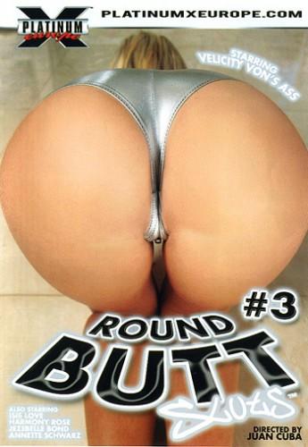 Round Butt Sluts 3 (2006) cover