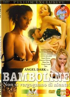 [Studio Piston] Bamboline Scene #4 cover