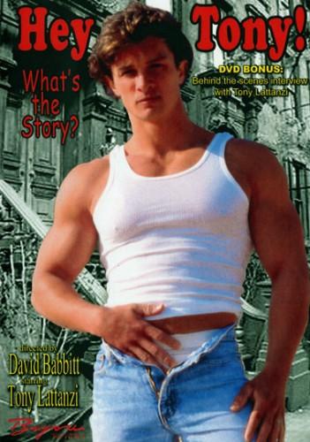 Hey Tony! What's the Story? / Bijou Classics / 1993 cover