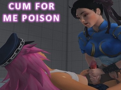 Cum For Me Poison cover
