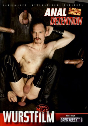 Anal Detention cover