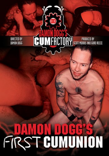 Damon Doggs First Cumunion