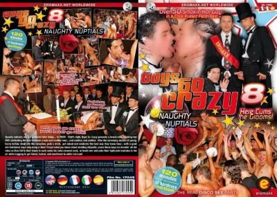 Guys Go Crazy 8: Naughty Nuptials cover