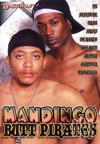 Bacchus - Mandingo Butt Pirates cover
