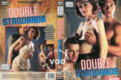 Double Standards (1988) cover