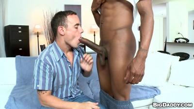 It's Gonna Hurt - White Boy Gets Big Black Dick (Ty Tucker)