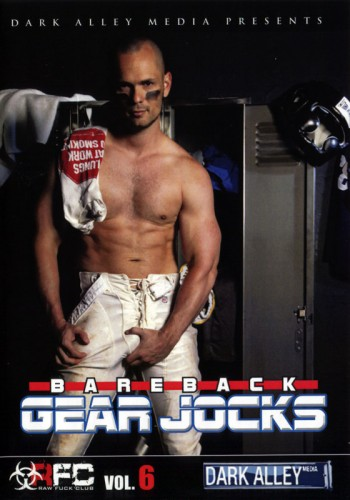 Bareback Gear Jocks(full) (2011) DVDRip cover