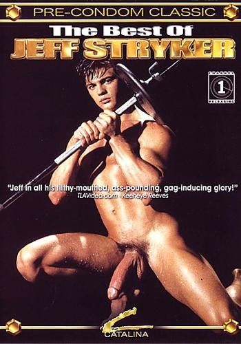 The Best of Jeff Stryker(1987) cover