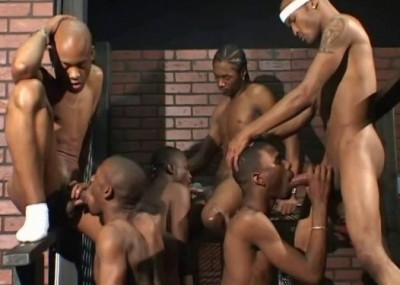 A Thugs Cock Party 2 cover