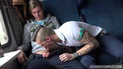 Czech Gay Couples - scene 4
