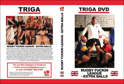 Rugby Fuckin League : Extra Balls  (2012)