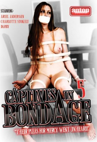 Captives In Bondage 5 cover