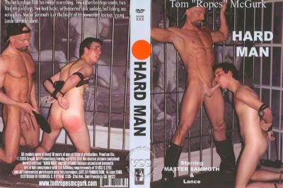 Hard Man  ( apreder ) cover