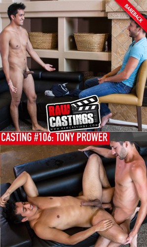 Raw Castings - Tony Prower and Scott Demarco