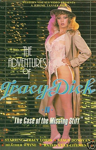 Adventures Of Tracy Dick cover