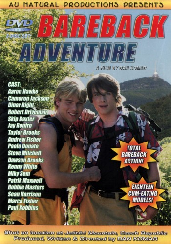Bareback Adventure cover