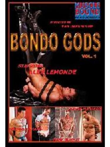 Bondo Gods 1 cover