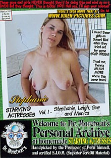 Starving actresses vol1 cover
