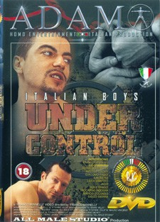 [All Male Studio] Italian boys under control Scene #1 cover
