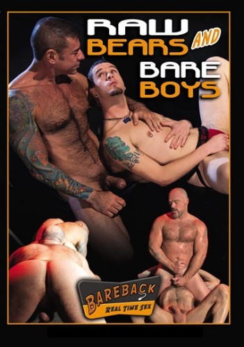 Raw Bears and Bare Boys cover