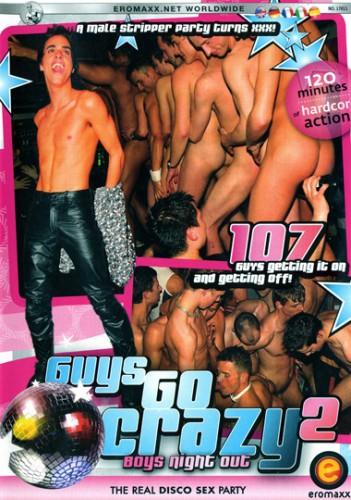 Guys Go Crazy 2: Boys Night Out cover