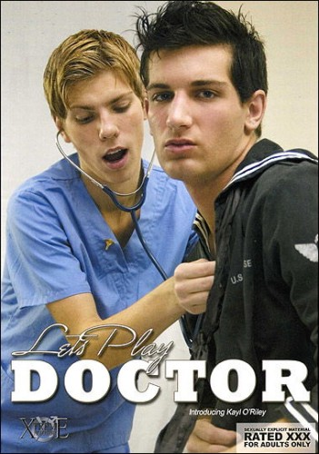 Let's Play Doctor cover