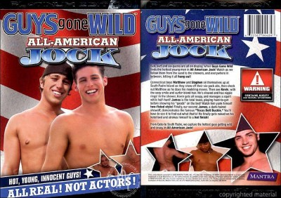 Guys Gone Wild: All American Joc cover